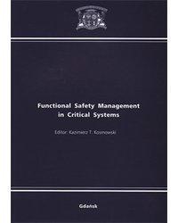 Zarządzanie Bezpieczeństwem Funkcjonalnym w systemach o znaczeniu krytycznym - okładka