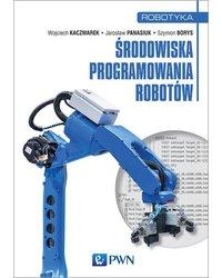 Środowiska programowania robotów - okładka