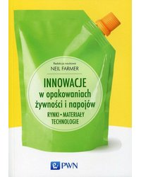 Innowacje w opakowaniach żywności i napojów - okładka