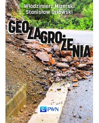 Geozagrożenia - okładka
