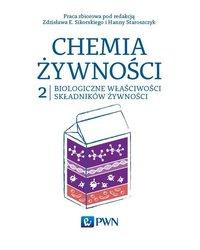 Chemia żywności Tom 2 - okładka
