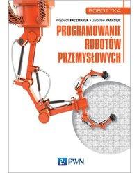Programowanie robotów przemysłowych - okładka