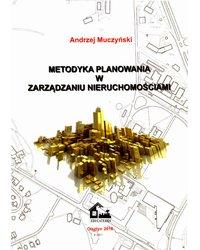 Metodyka planowania w zarządaniu nieruchomościami - okładka