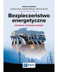 Bezpieczeństwo energetyczne - okładka