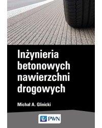 Inżynieria betonowych nawierzchni drogowych - okładka