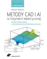 Metody CAD i AI w inżynierii elektrycznej - okładka