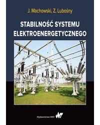 Stabilność systemu elektroenergetycznego - okładka