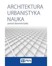 Architektura Urbanistyka Nauka - okładka