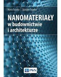 Nanomateriały w architekturze i budownictwie - okładka
