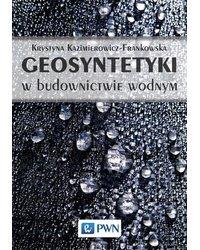 Geosyntetyki w budownictwie wodnym - okładka