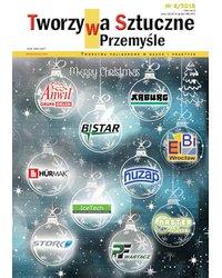Tworzywa Sztuczne w Przemyśle 6/2019 - okładka