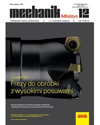 Mechanik 12/2019 - okładka