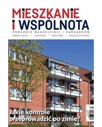 Mieszkanie i Wspólnota 207/2019 - okładka