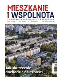 Mieszkanie i Wspólnota 208/2019 - okładka