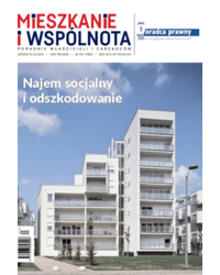 Mieszkanie i Wspólnota 213/2019 - okładka