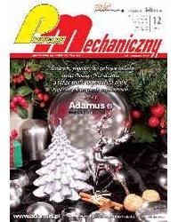Przegląd Mechaniczny 12/2019 - okładka
