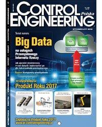 Control Engineering 1-2/2018 - okładka