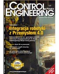 Control Engineering 3-4/2018 - okładka