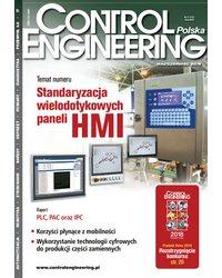 Control Engineering 5-6/2019 - okładka