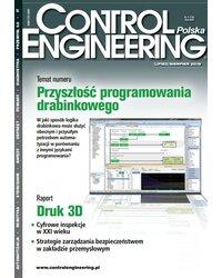 Control Engineering 7-8/2019 - okładka
