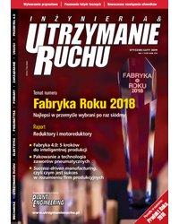 Inżynieria & Utrzymanie Ruchu 1-2/2019 - okładka