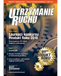 Inżynieria & Utrzymanie Ruchu 5-6/2019 - okładka