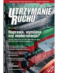 Inżynieria & Utrzymanie Ruchu 9-10/2019 - okładka