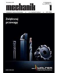 Mechanik 1/2020 - okładka