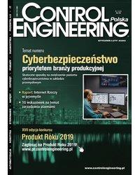 Control Engineering 1-2/2020 - okładka