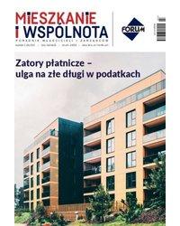 Mieszkanie i Wspólnota 217/2020 - okładka