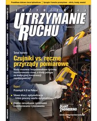 Inżynieria & Utrzymanie Ruchu 3-4/2020 - okładka