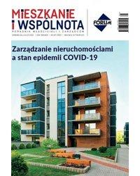 Mieszkanie i Wspólnota 218/2020 - okładka