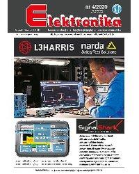 Elektronika - konstrukcje, technologie, zastosowania 4/2020 - okładka