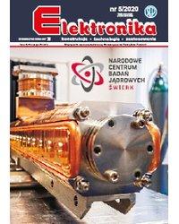 Elektronika - konstrukcje, technologie, zastosowania 5/2020 - okładka