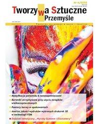 Tworzywa Sztuczne w Przemyśle 4/2020 - okładka