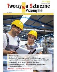 Tworzywa Sztuczne w Przemyśle 2/2021 - okładka