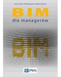 BIM dla managerów - okładka