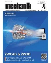 Mechanik 4/2021 - okładka
