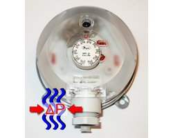 Presostat niskich ciśnień ADPS - zdjęcie