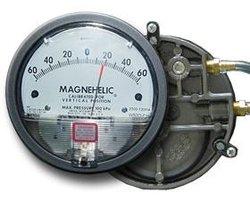 Manometr Magnehelic - zdjęcie