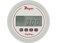Manometr różnicowy DigiMag DM-1100 - zdjęcie
