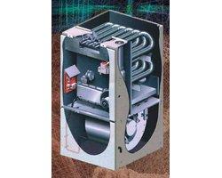 Nadmuchowe piece kondensacyjne gazowe REVOLUTION - zdjęcie