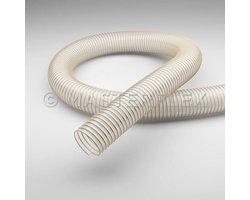 Wąż ssawno-tłoczny dla przemysłu drzewnego FLAMEX B-se - zdjęcie