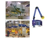 Elektrostatyczne urządzenia filtrowentylacyjne - zdjęcie