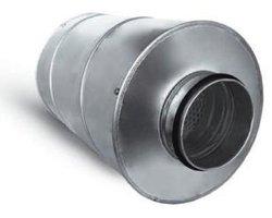 Tłumik akustyczny okrągły SLL - zdjęcie