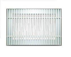 Kratka aluminiowa KNP-al - zdjęcie