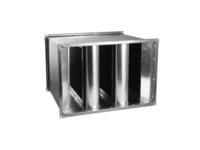 Tłumik akustyczny prostokątny SLC - zdjęcie