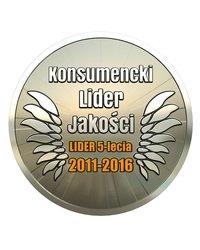 Konsumencki Lider Jakości 2011-2016 - zdjęcie