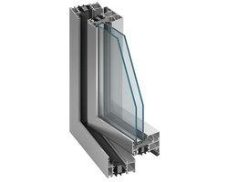 System okienno-drzwiowy o podwyższonej izolacji termicznej MB-70HI - zdjęcie