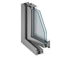 System okienno-drzwiowy z izolacją termiczną MB-60 - zdjęcie